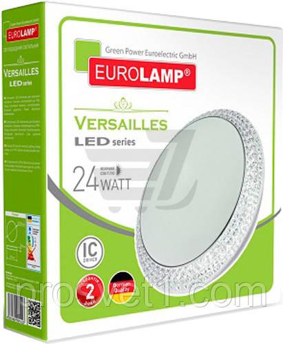 Світильник LED NLR-24W/4-N1 (deco) Versailles, EUROLAMP