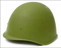 Каска СССР СШ-40 шестиклепка