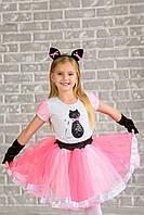 Детский карнавальный костюм Кошечки для девочки