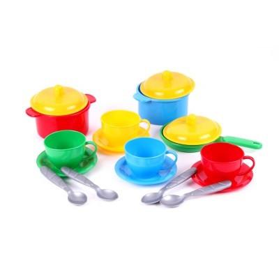 """KM0687 Іграшка посуд """"Маринка 1 ТехноК"""""""