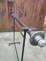 """Балка 140 см ТМ """"""""Заліза""""""""для причепа під жигулівське колесо (∅ 48 мм, 1 т, 2101 шплінт)"""