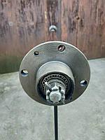 """Балка 155 см ТМ """"""""Заліза"""" посилена на причіп під жигулівське колесо (∅ 48 мм, 1 т, 2101)"""""""