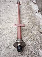 """Балка 140 см ТМ """"""""Заліза"""""""" під жигулівське колесо (∅ 48 мм, 1 т, 2108)"""