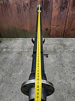 Балка для причепа під жигулівське колеса посилена (товщина 6 мм) АТВ-155(01Р)