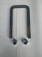 Стремянка усиленная на квадратную  трубу 60 мм (1 шт)