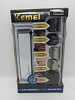 Машинка для стрижки волосся 5 в 1 Kemei KM-3590
