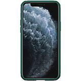 "Nillkin iPhone 12 / 12 Pro (6.1"") CamShield Pro Case Green Чехол Накладка Бампер, фото 2"