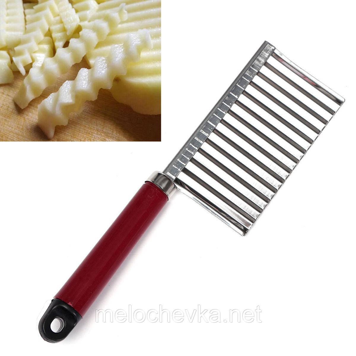 Кухонный ножик для нарезки сыра и овощей