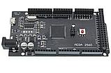 Плата Arduino Mega2560 CH340 micro-USB, фото 2