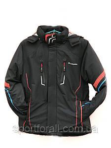 Спортивная зимняя куртка термо подростковая Col р.42-46 М-11