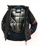 Спортивная зимняя куртка термо подростковая Col р.42-46 М-11, фото 3