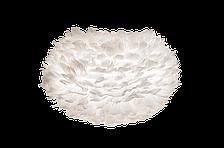 Оригинальный подвесной абажур Umage Eos (диаметр 45 см, перья)