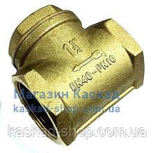 Обратный клапан турецкого цементовоза DN40 (40-mm)