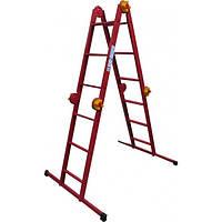 Лестница-трансформер ELKOP M 4x3 стальная EAN=8586003390154