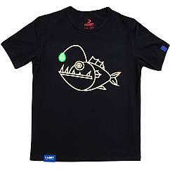 Футболка KLOST Angler Fish 70.01 5XL Black