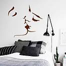 Наклейка на стіну Поцілунок, фото 2