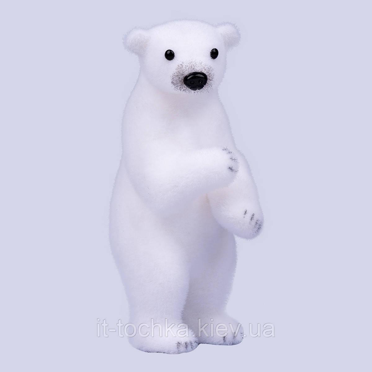 Мишка новогодний yes! fun, 23*9*23 см, белый yes! fun 973600