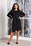 Стильное платье    (размеры 48-58) 0257-32, фото 4