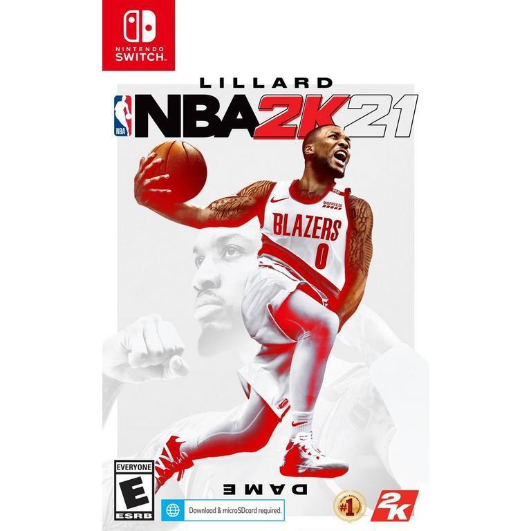 NBA 2K21 (англійська версія) Nintendo Switch