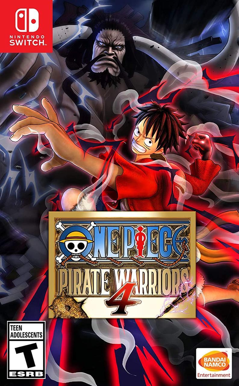 One Piece Pirate Warriors 4 (російська версія) Nintendo Switch