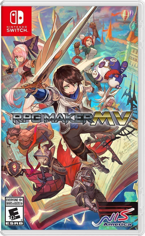 RPG Maker MV (російська версія) Nintendo Switch