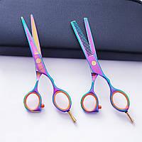 Профессиональные парикмахерские ножницы 5.5, фото 1