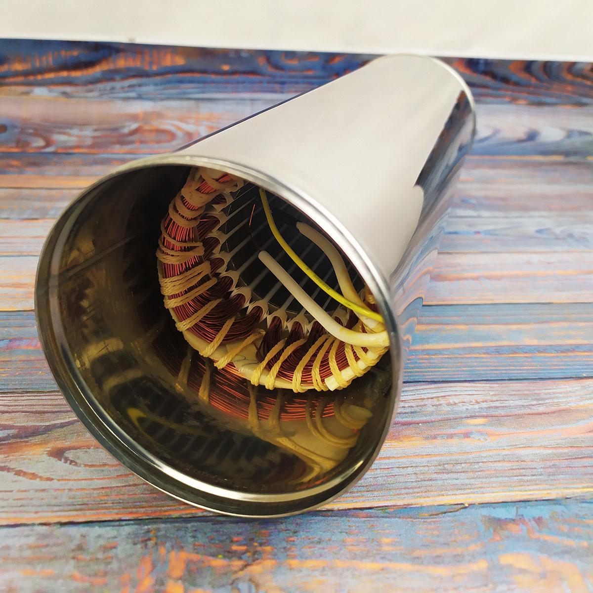 БЦПЭ 0,5-40У двигатель насосная обмотка для насоса Водолей