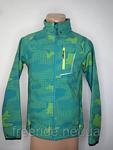 Софтшелл ahkka Outdoor(170) куртка на флисе