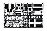 VOLVO FH4 GLOBETROTTER XL. Сборная модель автомобиля тягача в масштабе 1/24. ITALERI 3940, фото 5
