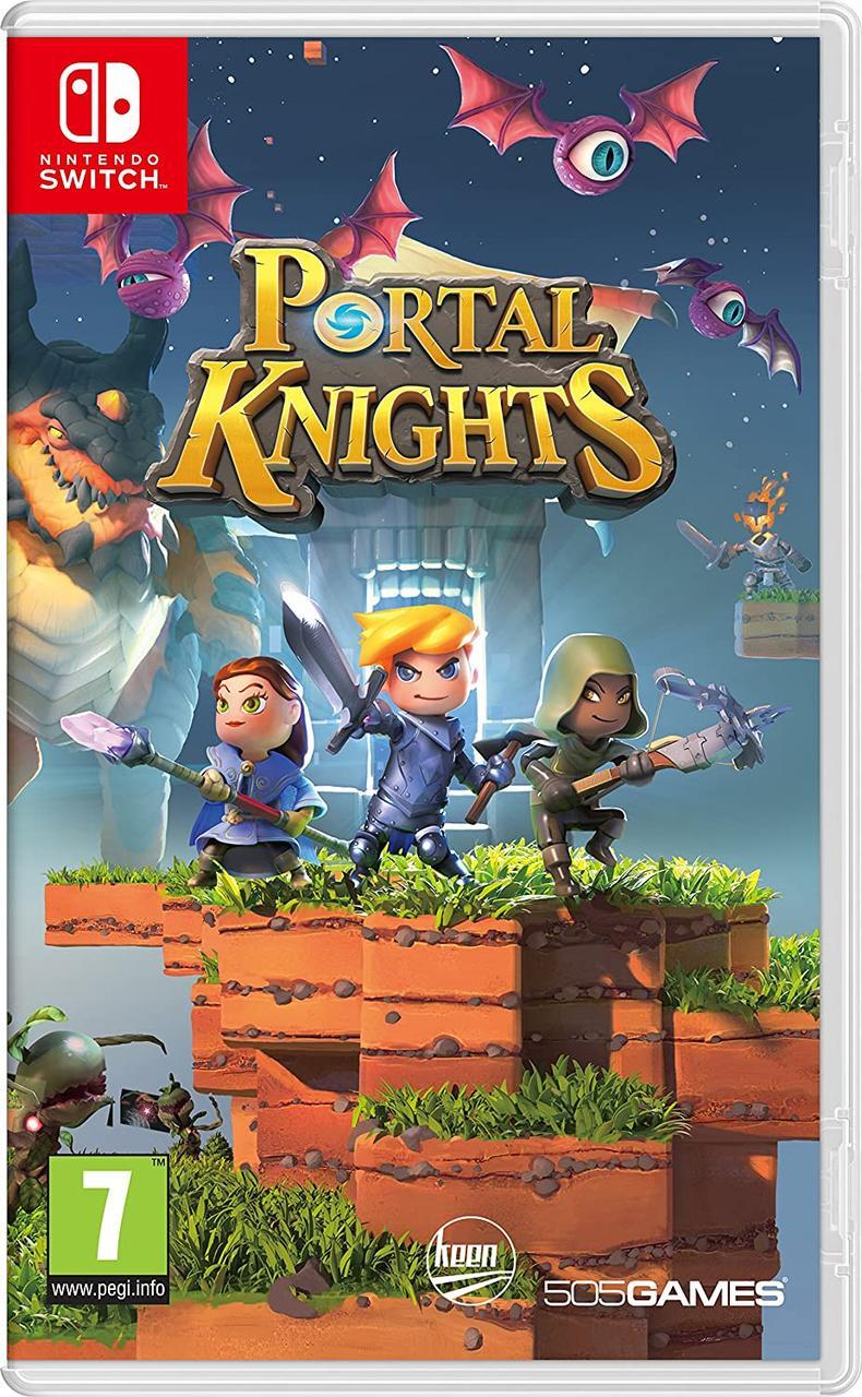 Portal Knights (російські субтитри) Nintendo Switch
