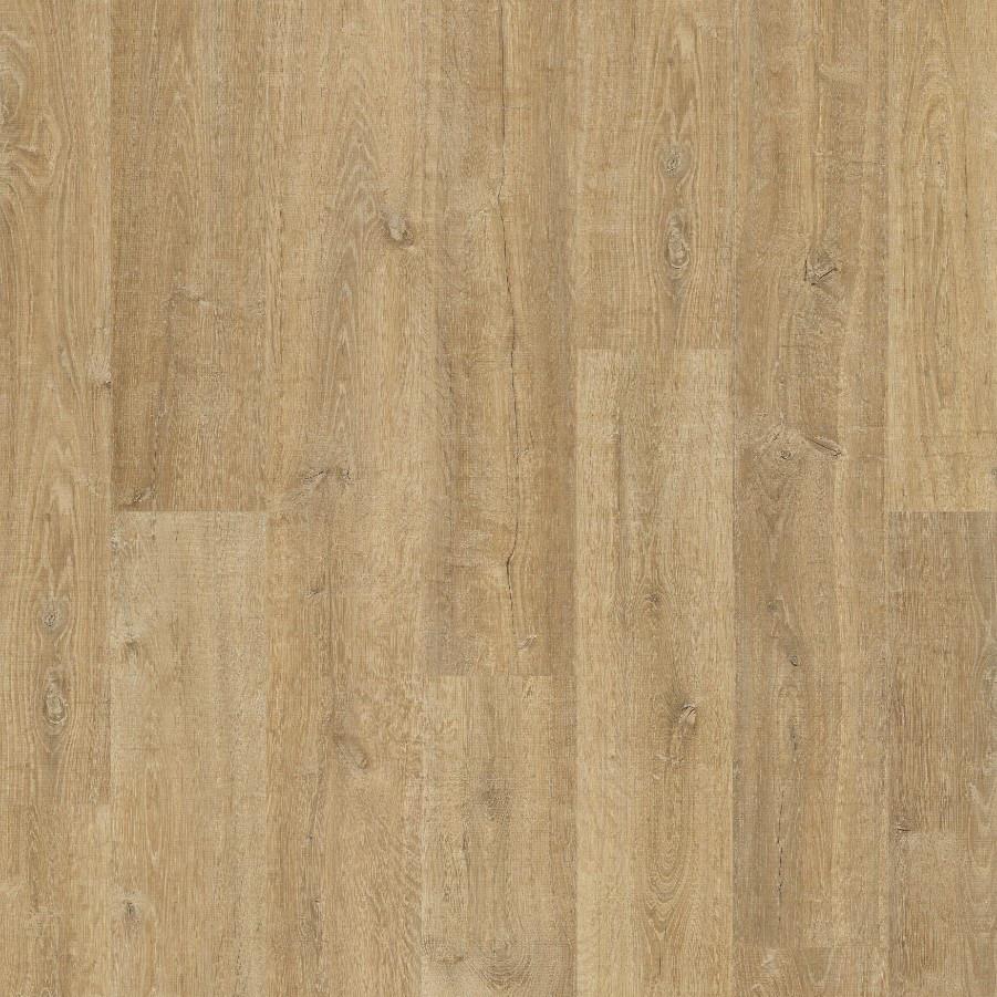Ламинат влагостойкий Quick Step ELIGNA Дуб природный натуральный 3578 32 класс 8мм зауженная доска
