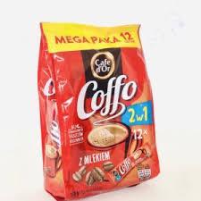 Кофе растворимый Cafe Dor Coffe 3в1 z mlekiem, 216г (12шт х 18г)