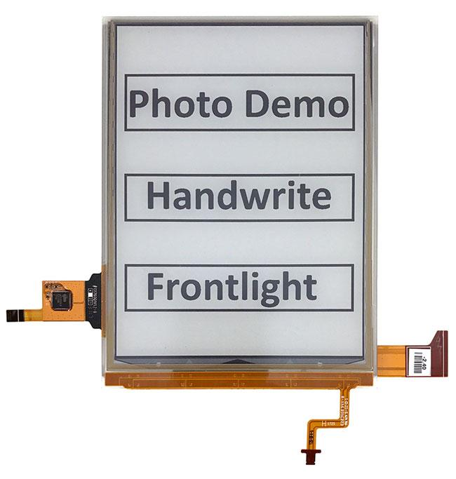 Дисплей E-ink ED060XH7 (матрица) для Pocketbook 626 Touch Lux 3 / Pocketbook 627 Touch Lux 4