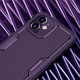 Nillkin iPhone 12 mini (5.4″) Tactics TPU Protection Case Чехол Накладка Бампер, фото 5