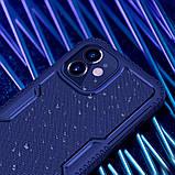 Nillkin iPhone 12 mini (5.4″) Tactics TPU Protection Case Чехол Накладка Бампер, фото 4
