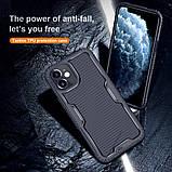 Nillkin iPhone 12 mini (5.4″) Tactics TPU Protection Case Чехол Накладка Бампер, фото 6