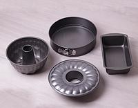 Набор форм для выпечки Kamille KM-6030 - 4 пр