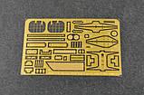 РСЗО 9П138 Град-1 на шасси ЗИЛ-131. Сборная модель в масштабе 1/35. TRUMPETER 01032, фото 3