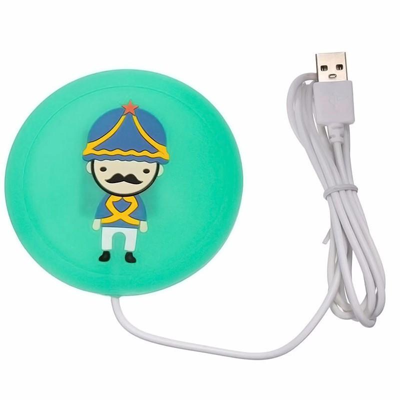 USB подогрев чашки Good Idea Солдатик Зеленый (to7066i4067)