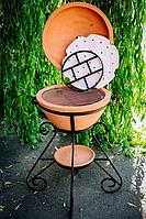 Гриль керамический ЛК Ø 47 см (Украина) напольный
