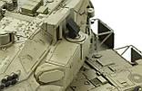 Israel Merkava Mk.4M w/Trophy Active Protection System. 1/35 MENG MODEL TS-036, фото 4