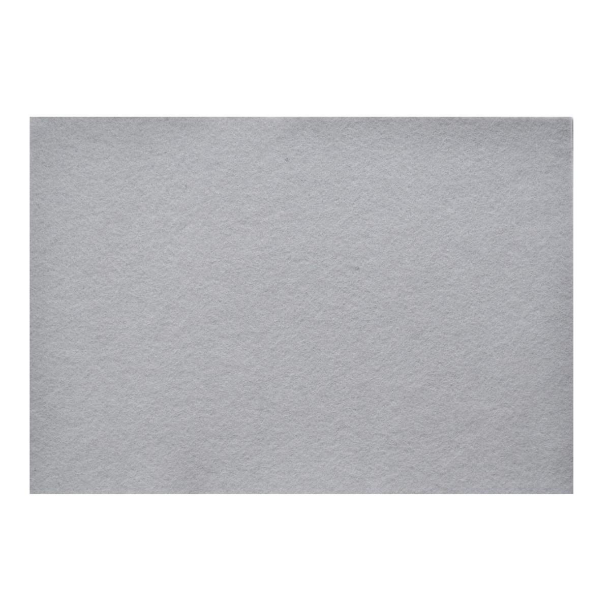 Набор Фетр Santi жесткий, светло-серый, 21*30см (10л)