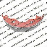 Колодка тормозная ЮМЗ-6Л 36-3502045 СБ, фото 2
