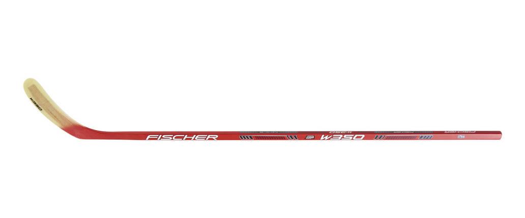 Клюшка хоккейная FISCHER W350 ABS SR, фото 2