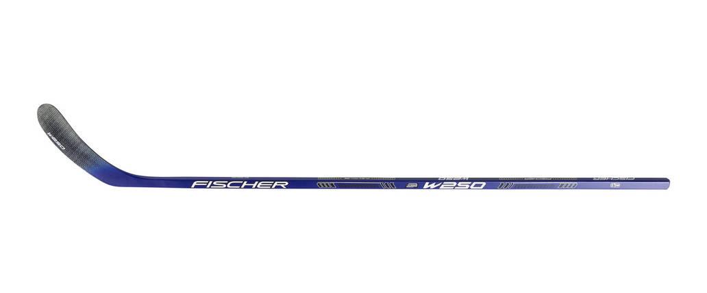 Клюшка хоккейная FISCHER W250 ABS YTH, фото 2
