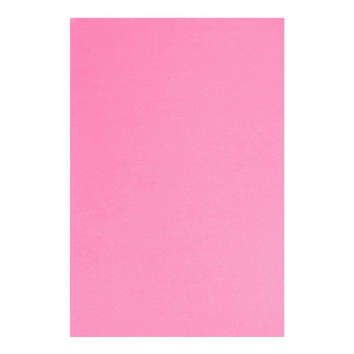 Фоамиран ЭВА розовый, с клеевым слоем, 200*300 мм, толщина 1,7 мм, 10 листов