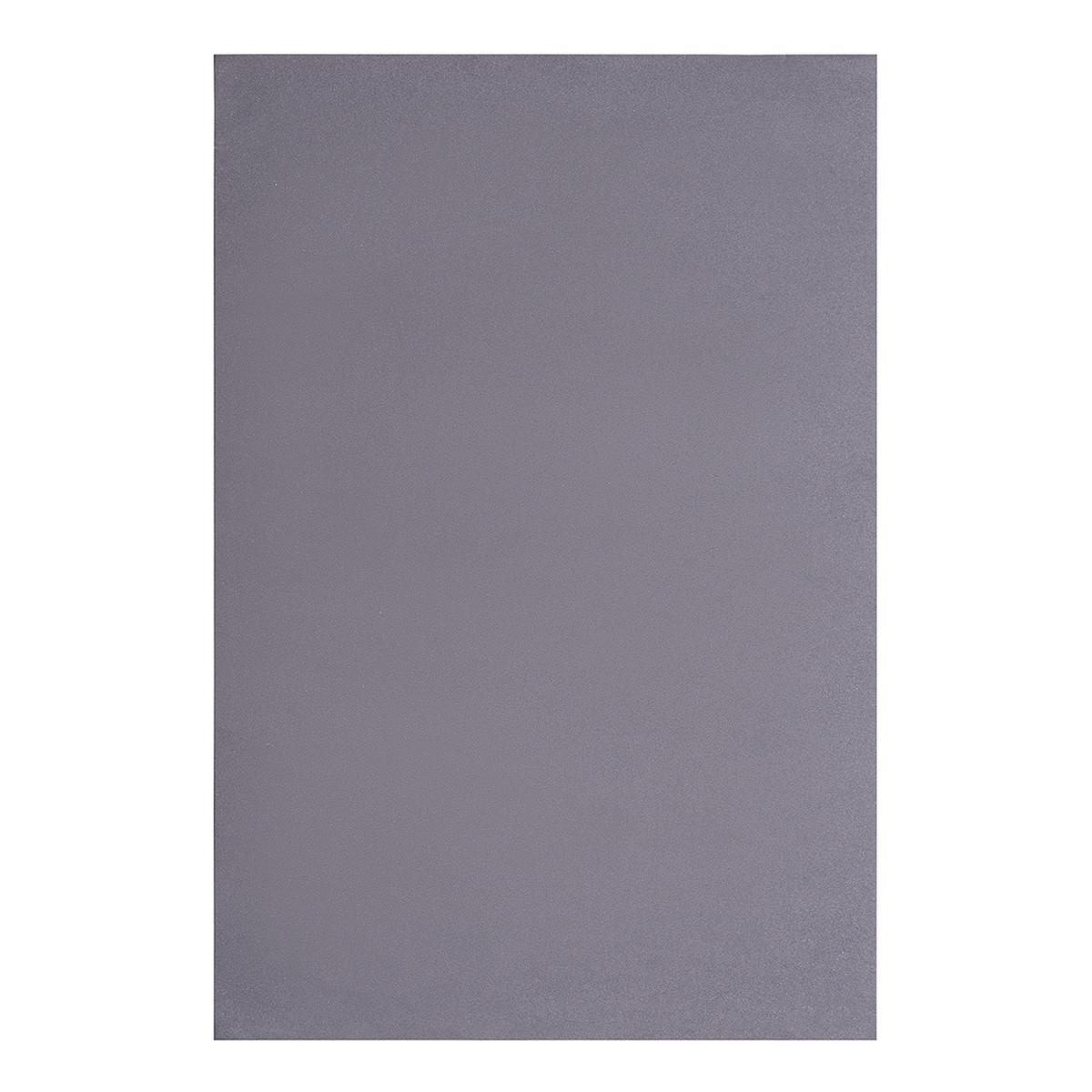 Фоамиран ЭВА серый, 200*300 мм, толщина 1,7 мм, 10 листов