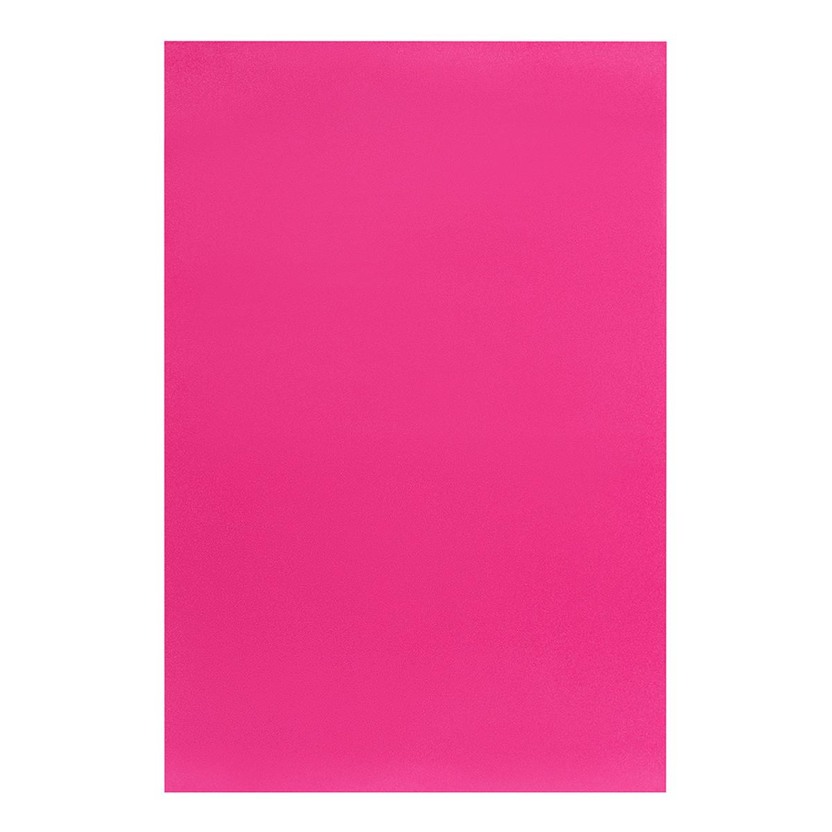 Фоамиран ЭВА темно-розовый, 200*300 мм, толщина 1,7 мм, 10 листов