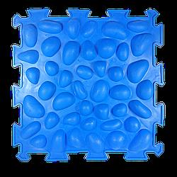 Массажный  коврик  с эффектом морской гальки Пазлы 1 элемент