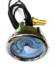 Датчик механічний температури води+штуцер УТ-200 (МТЗ), фото 3
